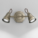 Piedad Double Wall Light RDNW8952