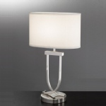 Modern Chrome Table Lamp TL870