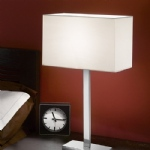Chrome Table Lamp Complete WP875/9867