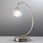 Raegan Bronze Single Table Lamp WP975