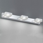 LED Chrome Bathroom Light WB049