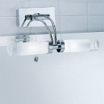 Bathroom Wall Light Chrome QF536