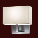 Chrome Modern Wall Lamp Fitting WB959/9892