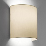 Wall Light with Cream Shade WB970/1127