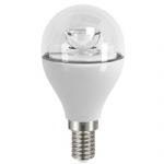 LED Golf Ball Lamp Clear LED0018