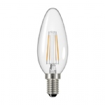 LED0050 LED E14 Filament Candle Lamp
