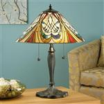 Hector Medium Tiffany Table Lamp 64163