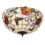 Butterfly Large Ceiling Flush 2 Light 70715