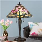 Ashton Medium Sized Tiffany Lamp 63925