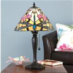 Ashton Small Tiffany Lamp 63924