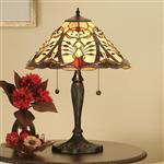 Chatelet Medium Tiffany Table Lamp 64007