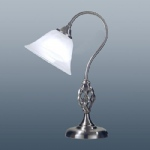 Classic Table Light Satin Chrome CLTLSC