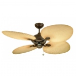 Palm Acrylic Ceiling Fan 111665